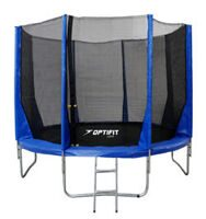 Батут Optifit Jump 12ft (3,66 м) синий