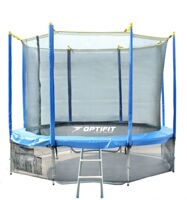 Батут Optifit like blue 10ft (3,05 м)