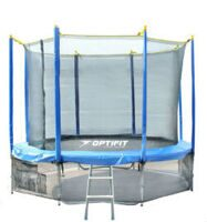 Батут Optifit like blue 16ft (4,88 м)